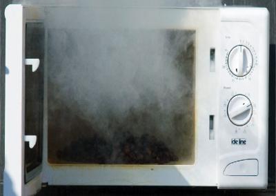 Microwave Leakage Testing